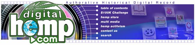 DigitalHemp home page
